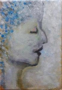 Blue Goddess 1